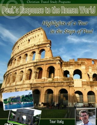 In the steps of Paul - The Italy & Greece series