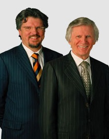 David and Gary Wilkerson