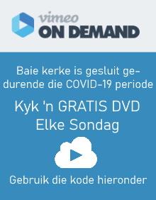 Kyk 'n gratis DVD elke Sondag